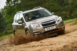 2016 Subaru Forester 2.0D XC