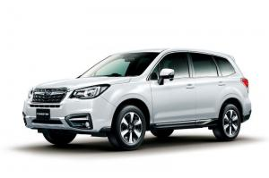 Subaru Forester Style Modern 2016 года