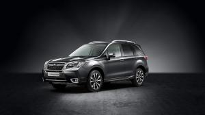 Subaru Forester S Limited 2017 года