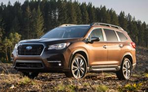 Subaru Ascent Touring 2018 года