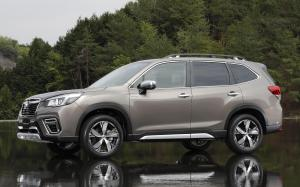 Subaru Forester Advance 2018 года (JP)