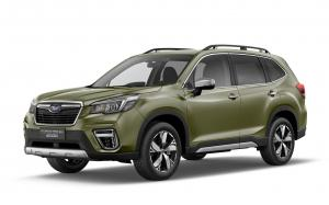 Subaru Forester Intelligent Boxer 2018 года (CN)