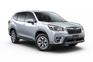 Subaru Forester Touring 2018 года (JP)