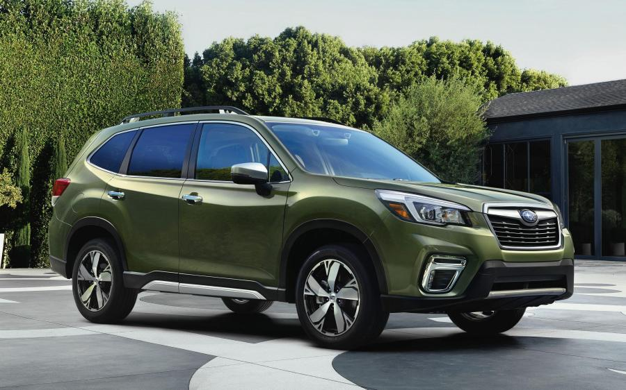 2018 Subaru Forester Touring (NA)