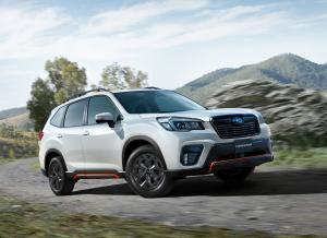 2018 Subaru Forester X-Break