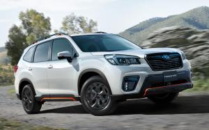 Subaru Forester X-Break 2018 года (JP)