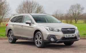 Subaru Outback (UK) '2018