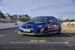 2018 Subaru WRX STI Diamond Edition