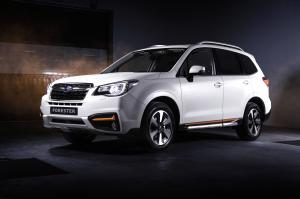 2019 Subaru Forester Spring Edition