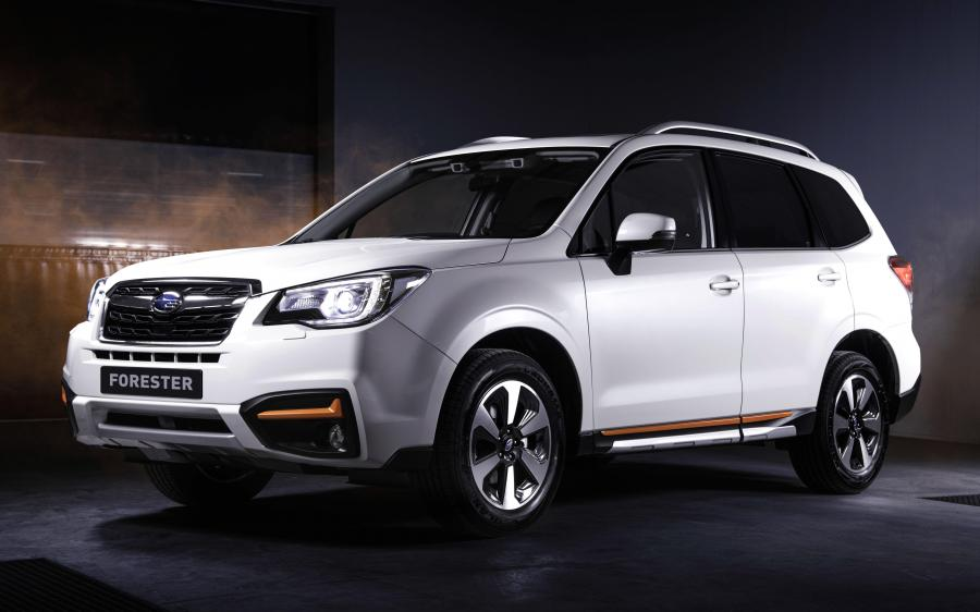 2019 Subaru Forester Spring Edition (NL)