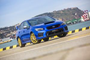 2019 Subaru WRX STI Final Edition