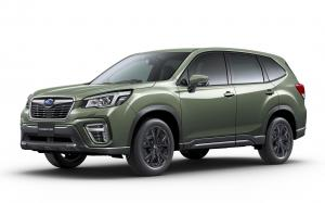 Subaru Forester X-Edition 2019 года (JP)