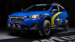 Subaru Crosstrek by Crawford Performance 2020 года