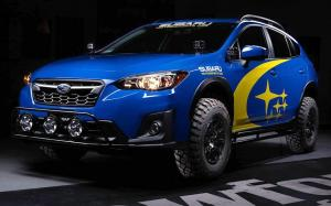 Subaru Crosstrek by Crawford Performance '2020