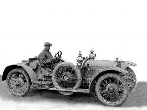 Sunbeam 12/16 HP Race Car 1910 года
