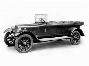 1920 Sunbeam 16/40 HP