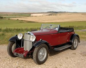 1932 Sunbeam 23.8 HP Tourer