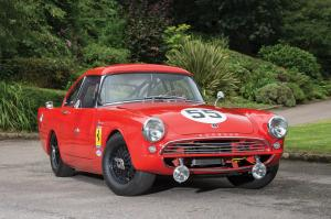 1961 Sunbeam Alpine Coupe NART by Harrington