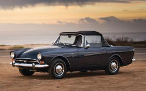 Sunbeam Tiger 1964 года (NA)