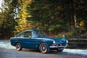 1965 Sunbeam Tiger Coupe by Harrington