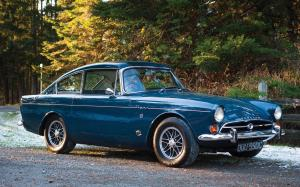 Sunbeam Tiger Coupe by Harrington