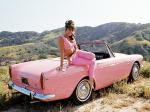 Sunbeam Tiger Playmate Pink 1965 года