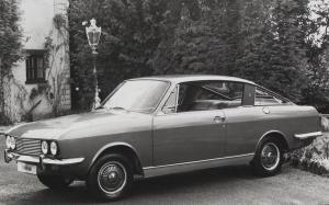 Sunbeam Rapier Fastback Coupe 1967 года
