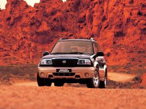 Suzuki Grand Vitara 3-Door 1998 года