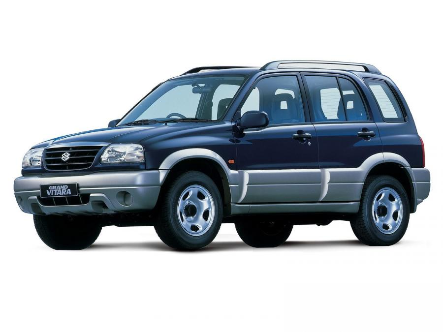 Suzuki Grand Vitara 5-Door