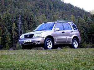 Suzuki Grand Vitara 5-Door 1998 года
