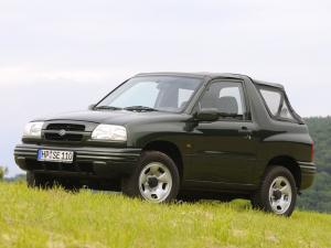 1998 Suzuki Grand Vitara Canvas Top