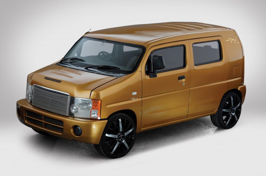 1998 Suzuki Wagon R The Alchemist