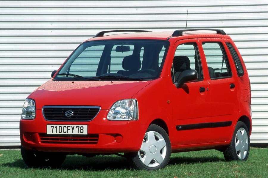 Suzuki Wagon R+ (MM) (WW) '2000