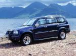 Suzuki Grand Vitara XL7 2001 года