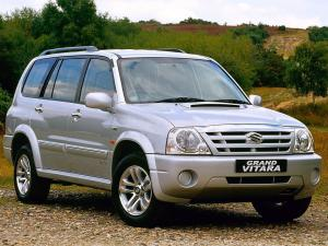 Suzuki Grand Vitara XL7 2003 года (UK)