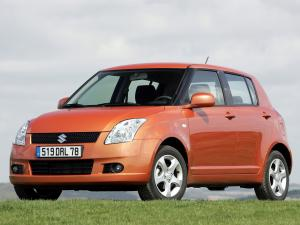 Suzuki Swift 4x4 2004 года