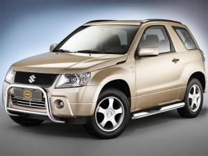 2005 Suzuki Grand Vitara 3-Door by Cobra