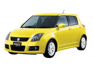 Suzuki Swift Sport 2005 года