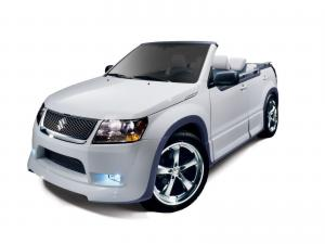 2005 Suzuki Wave Grand Vitara Concept by ASC