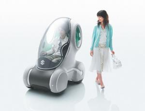2007 Suzuki Sustainable Mobility Concept