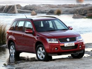 2008 Suzuki Grand Vitara 5-Door