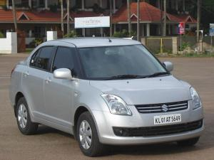 Suzuki Swift Dzire Sedan 2008 года