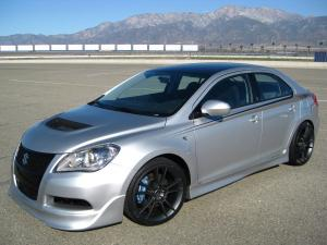 Suzuki Kizashi by Road Race Motorsport 2009 года