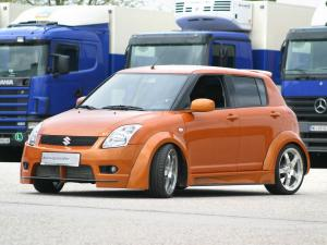 Suzuki Swift Super Size by Koenigseder 2009 года