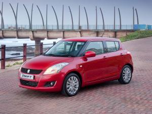 2010 Suzuki Swift 5-Door