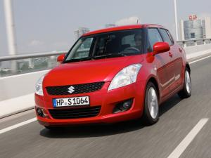 Suzuki Swift 2010 года