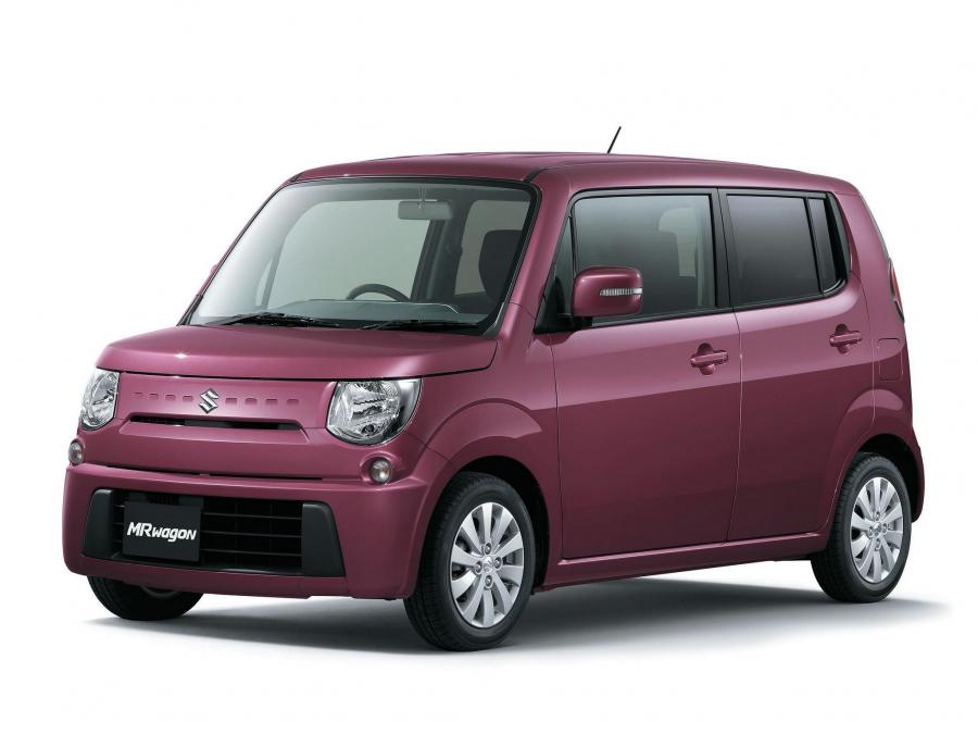 Suzuki MR Wagon '2011