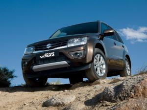 2012 Suzuki Grand Vitara 5-Door