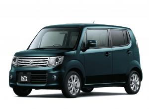 2013 Suzuki MR Wagon Wit