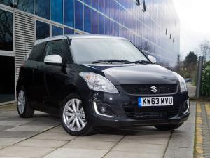 2014 Suzuki Swift SZ-L 3-Door